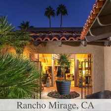 Rental info for Average Rent $7,750 A Month - That's A STEAL. P... in the Rancho Mirage area