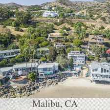 Rental info for 6 Spacious BR In Malibu