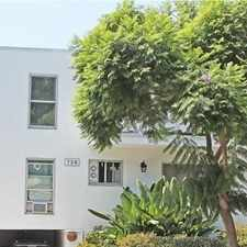 Rental info for Outstanding Opportunity To Live At The West Hol... in the West Hollywood area