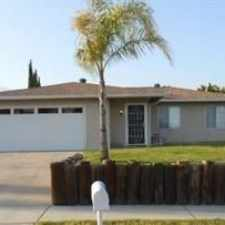 Rental info for Nice Family House For Rent. Washer/Dryer Hookups! in the Rancho Cucamonga area