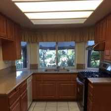 Rental info for Pet Friendly 3+2.50 Townhouse In West Covina in the West Covina area