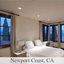 Rental info for 5 Bedrooms House - Ideally Situated In The Cove... in the Newport Beach area