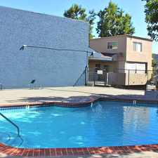Rental info for 1 Bedroom Townhouse - Large & Bright. Cover... in the Los Angeles area