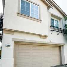Rental info for Amazing 3 Bedroom, 2.50 Bath For Rent in the San Jose area