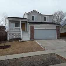 Rental info for Beautiful Tri-level In The Desirable Stetson Hi... in the Colorado Springs area