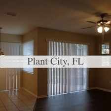 Rental info for House For Rent In PLANT CITY.
