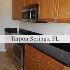 Rental info for Tarpon Springs, 3 Bed, 3 Bath For Rent. 2 Car G...