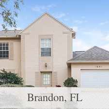 Rental info for House For Rent In Brandon. in the Brandon area