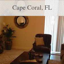 Rental info for Welcome To Isles Of Porto ! in the Cape Coral area