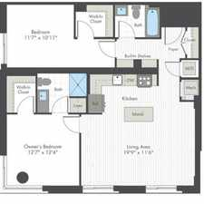 Rental info for $8580 2 bedroom Apartment in Dupont Circle in the Washington D.C. area