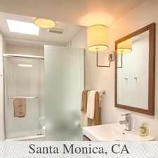Rental info for Save Money With Your New Home - Santa Monica in the Los Angeles area