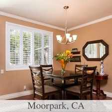 Rental info for Beautiful And Highly Desirable Area In. Washer/... in the Moorpark area
