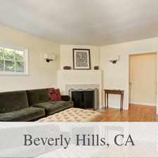 Rental info for Do Not Disturb Cooperative Tenant! in the Beverly Hills area