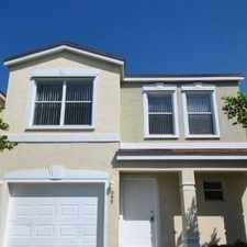 Rental info for Freshly Remodeled By Invitation Homes, This Hom... in the Deerfield Beach area