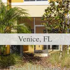 Rental info for Stoneywood - Two Bedroom Updated Townhome in the Venice area