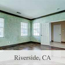 Rental info for Save Money With Your New Home - Riverside in the Riverside area