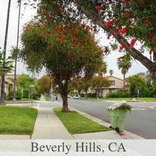 Rental info for Charming And Bright 3 Bed/ 2 Bath Home In A Gre... in the Beverly Hills area