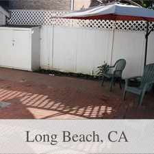Rental info for Back Cottage Of A 2 On 1. Will Consider! in the Long Beach area