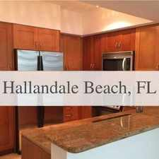 Rental info for Hallandale Beach - Fully Upgraded Extra Large O... in the Hollywood area