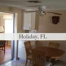 Rental info for 2 Spacious BR In Holiday