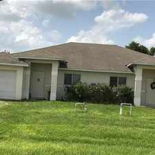 Rental info for Beautiful Lehigh Acres Duplex/Triplex For Rent....