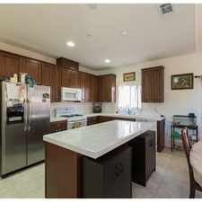 Rental info for Newer 4 Bedroom Home In Gated Community in the Santa Maria area