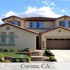 Rental info for Corona Is The Place To Be! Come Home Today. Was...