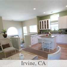 Rental info for Beautiful Corta Bella Detached Home. in the Irvine area