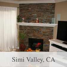 Rental info for One-bedroom In West ! in the Simi Valley area