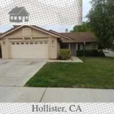 Rental info for Spacious 4 Bedroom 2 Bath Home With 2 Car Garage. in the Hollister area