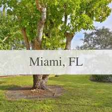 Rental info for Bright Miami, 3 Bedroom, 2 Bath For Rent. Will ... in the Glenvar Heights area