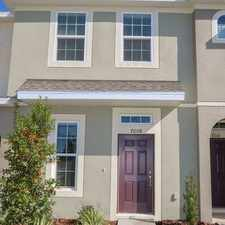 Rental info for BRAND NEW Oak Creek Townhome. in the Tampa area