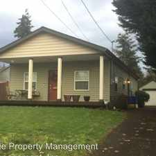 Rental info for 5536 SE 67th Ave