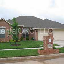 Rental info for 3 Bed 2 Bath Plus office and Super Pool and Hot-Tub in the Oklahoma City area