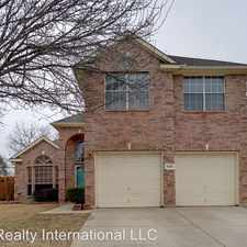 Rental info for 6036 Portridge in the Fort Worth area