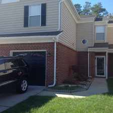 Rental info for 603 Kingston Court in the Newport News area