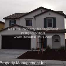 Rental info for 4329 Gentry Way in the Granite Bay area