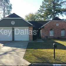 Rental info for 15107 Mulberry Meadows Drive Houston TX 77084 in the Houston area