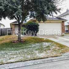 Rental info for 9010 Grackle Run Lane HUMBLE TX 77338 in the Houston area