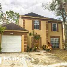 Rental info for Beautiful 2 Story Home in the Tampa area