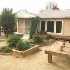 Rental info for 6601 Saloma Ave in the Los Angeles area