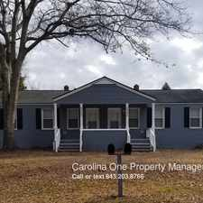 Rental info for 5002 Alpha St in the North Charleston area