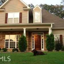 Rental info for BEAUTIFUL 4 Bedroom/2. 5 BATH IN WHITEWATER SCH...