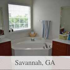 Rental info for Autumn Lakes Subdivision in the Savannah area