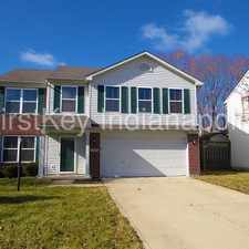 Rental info for 7924 Dillon Place Indianapolis IN 46236 in the Indianapolis area