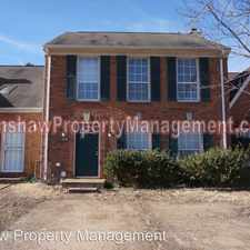 Rental info for 3719 Deer Forest Drive