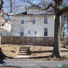 Rental info for 106 N. Hyde Park in the Durham area
