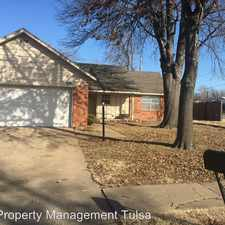 Rental info for 11133 E 29th St in the Tulsa area