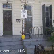 Rental info for 124 N. Alexander St. in the New Orleans area