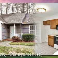 Rental info for 120 Shady Meadow Cir in the Cary area